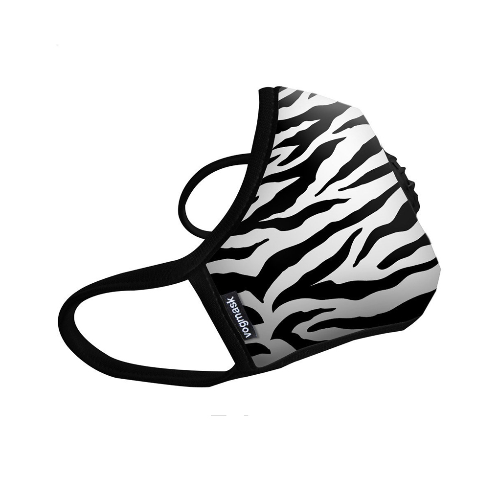 Masque Anti pollution Zebra