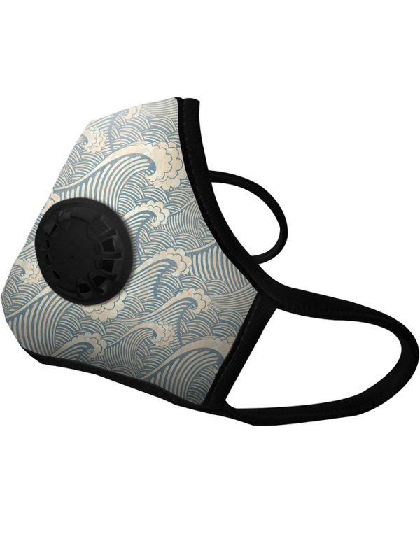 Masque Anti-pollution Waves 1 valve