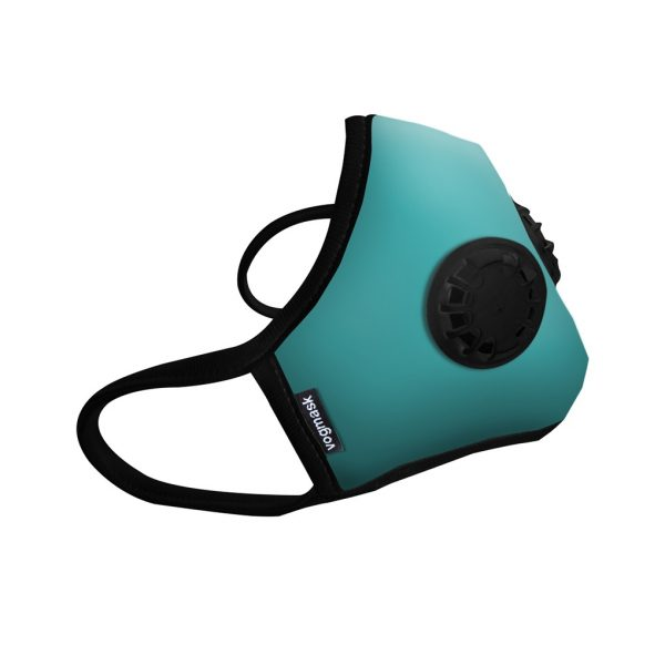 Masque Anti pollution Aqua Splash double valve
