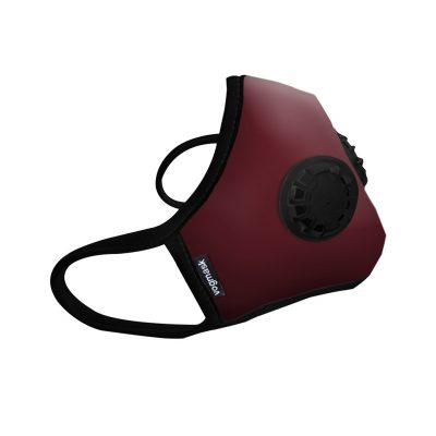 Masque Anti pollution Cabernet double valve
