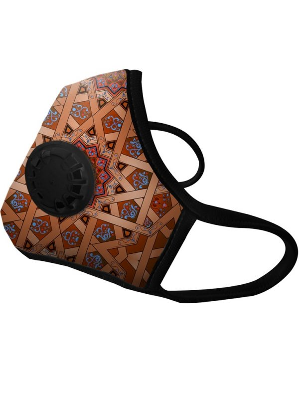 Masque Anti-pollution Warm Mandala 1 valve
