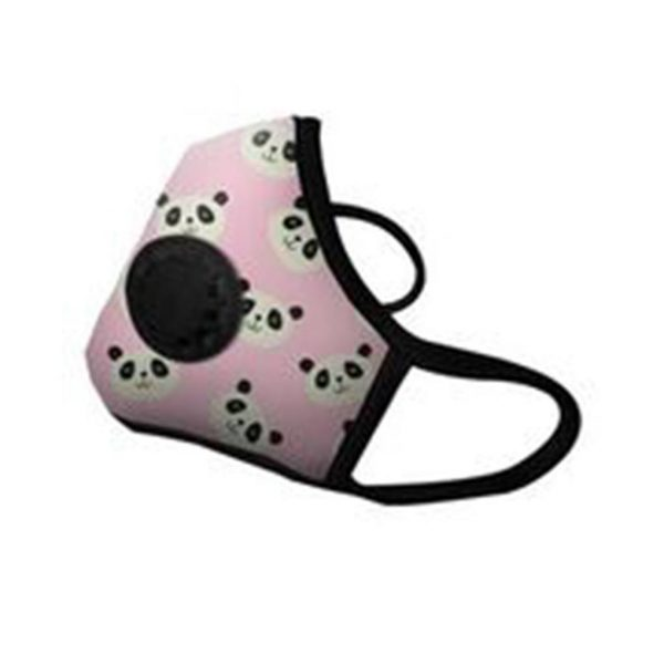 Masque anti-pollution Panda 1 valve