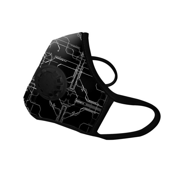 Masque anti-pollution Kion 1 valve - Vogmask