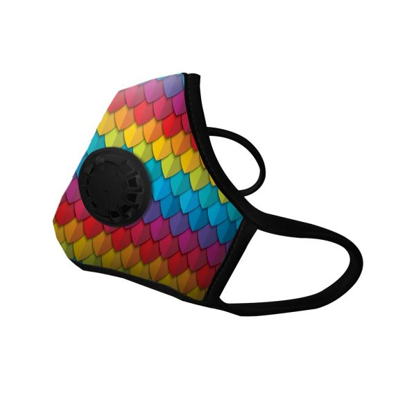 Masque anti-pollution Parot 1 valve - Vogmask
