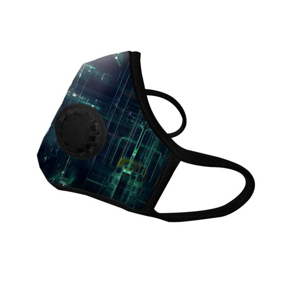 Masque anti-pollution Quantum 1 valve - Vogmask