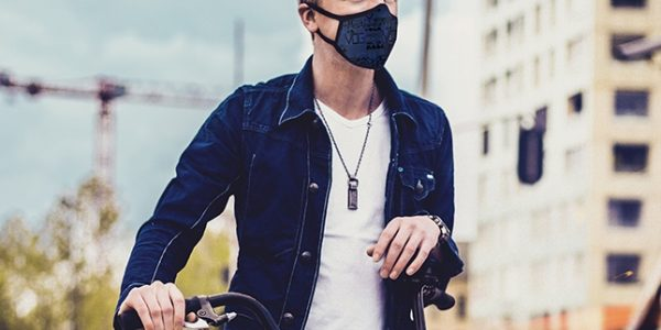 Masque anti pollution vélo - Vogmask