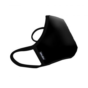 Masque anti pollution black sans Valve